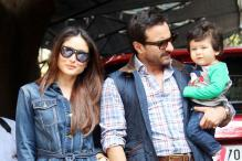 Kareena, Saif And Taimur Chilling Together Makes For A Perfect Family Picture; See Pics