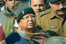 Lalu Yadav Gets 5-Year Jail Term in Third Fodder Scam Case