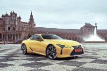 Lexus Plans LC Convertible and an LC F Performance Model