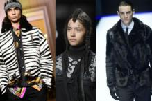 Flashy Highlighter and Intricate Braids: Beauty Notes from Milan Men's Fashion Week