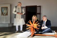 Netanyahu in Gujarat: Modi Quotes Einstein in Start-Up Pitch, Inaugurates iCreate Centre With Israeli PM