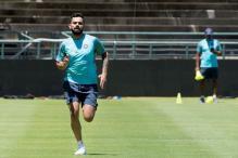 Kohli Walked Off Field Due to Stiffness in Glute, No Injury Concern