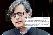 Suhel Seth Points Out Shashi Tharoor's Grammatical Mistake And Twitter Has a Field Day