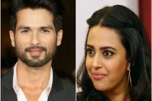 Shahid Takes A Dig At Swara, Says 'One Needs To See The Film In The Context Of The 13th Century'