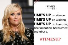 Time's Up Campaign: After MeToo, Hollywood Female Actors Unite For Anti-Harassment Initiative