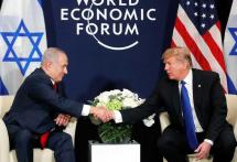 Donald Trump Threatens to Pull Aid to Palestinians if They Don't Pursue Peace