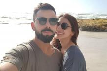 Virat Kohli Shares a Love-filled Selfie With His 'One And Only'