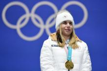 Snowboarder Ester Ledecka Stuns Skiing Purists With Gold