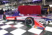 Mahindra Brings Formula E Racecar to India at Auto Expo 2018 – First Look Video