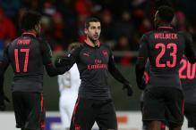 Henrikh Mkhitaryan Backs Arsenal to Win Europa League