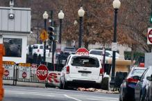 Woman 'Intentionally' Rams Car Into White House Barrier, Causes Lockdown