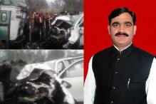BJP MLA Lokendra Singh Killed in UP Road Accident