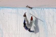 OUCH! Funny Falls and Odd Moments From Winter Olympics