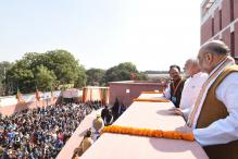 New BJP HQ Bigger Than Any Other Party Office in the World, Says Amit Shah