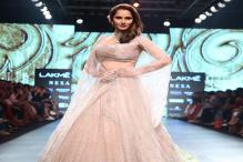 LFW 2018: Don't Know Much About Fashion, Stylists Make Me Look Good Says Sania Mirza