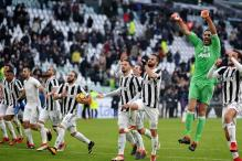 Juventus Pump in Seven Past Sassuolo, Napoli Stay Top of Serie A