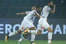 ISL: Delhi Dynamos Clinch Seven Goal Thriller Against ATK
