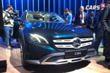 Mercedes Benz E-Class All Terrain First Look Video At Auto Expo 2018