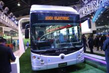 In Conversation with Nishant Arya, Exec Director, JBM Group on 100% Electric Bus at Auto Expo 2018