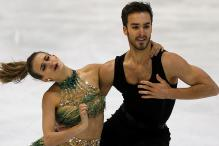 Wardrobe Malfunction Causes Olympic Stress for French Skaters