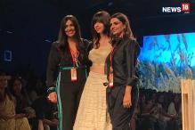 LFW 2018: Kalki Koechlin Sashays Down The Runway For Amoh by Jade