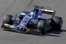 Formula 1: Sauber Launch Catch-up Car After Dismal 2017