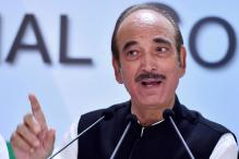 PM Modi's '56-inch Chest' Nothing But Hollow Claim: Ghulam Nabi Azad