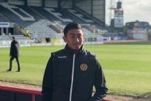 U-17 World Cup Star Dheeraj Singh Keen to Make Most of Scottish Sojourn