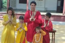 How Trudeau's Overly Indian Avatar May Help Him Cross His Own 2019 Hurdle