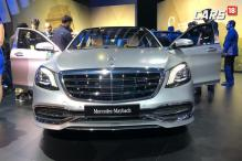 Mercedes-Maybach S 650 First Look Video at Auto Expo 2018