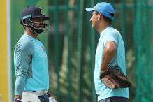 Suresh Raina Sweats it Out in the Nets Ahead of Johannesburg T20I