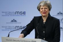 Britain's Theresa May Wins Backing for EU Security Pact, Timing Unclear