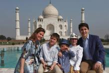 Justin Trudeau Hails Taj Mahal as One of the Most Beautiful Places in the World