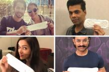 PadMan Challenge Unites Bollywood; Celebrities Break Taboo Surrounding Menstrual Hygiene