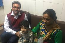 Child Rescued Fortnight After Kidnap from Delhi School Bus; 1 Kidnapper Killed in Shootout