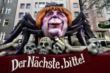 Germany's Traditional Rose Monday Parade; See Photos