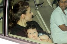 Soha Ali Khan's Daughter Inaaya is Stealing Cousin Taimur Ali Khan's Thunder With These Photos