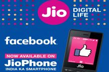 JioPhone to Support Facebook App From Tomorrow