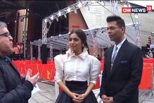 Watch: Rajeev Masand in Conversation With Bhumi Pednekar, Karan Johar
