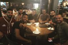 Virat Kohli & Boys Go Out for Dinner After Decimating South Africa