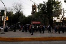 Powerful 7.2 Earthquake Rocks Mexico, Minor Damage Reported