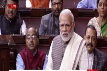 Modi in RS Live: 'If a Hindu Marries Twice, You are Happy Sending him to Jail but Worry About a Muslim Going to Jail for Triple Talaq'