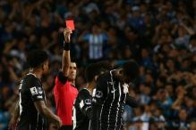 Brawl and 9 Red Cards Forces Referee to Abandon Match