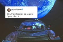 Twitter Launches Memes After Elon Musk Sends His Tesla Into Space