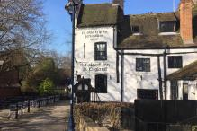 A Glass of Ale at This British Inn is Your Time Machine to Go Back 800 Years