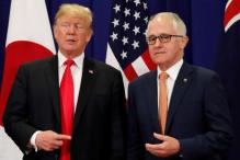 Year After Frosty Phone Call, Trump and Turnbull to Celebrate '100 Years of Mateship'