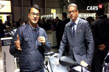 Auto Expo 2018:  Vikram Pawah - President of BMW Group India – Interview