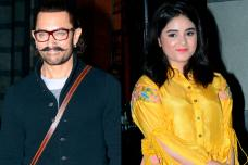 Aamir Khan Celebrates Secret Superstar's Success In Style