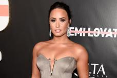 'Demi Lovato: Simply Complicated' Premiere in Los Angeles