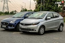 Maruti Suzuki Dzire vs Tata Tigor Comparison Review